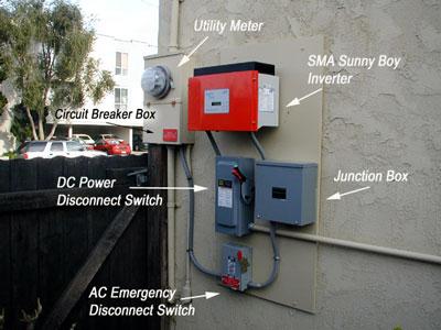 Elec Components on Breaker Box Wiring Diagram
