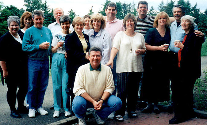 Sacred Days Retreat - 1998